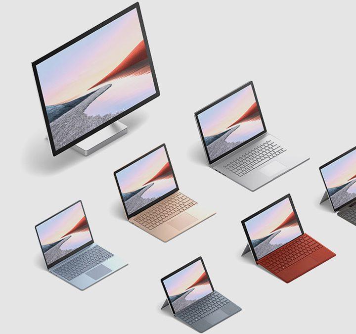 快適にノートパソコンでリモートワーク